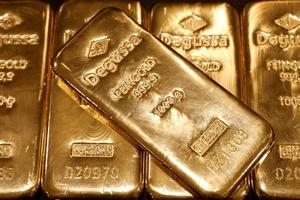 Giá vàng hôm nay (26/4) chạm đáy 5 tuần do giá USD và lãi suất trái phiếu chính phủ Mỹ tăng