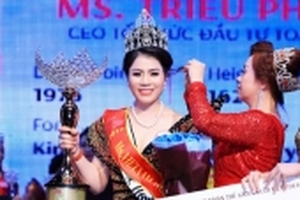 Hoa hậu doanh nhân nghi cầm đầu đường dây mua bán hóa đơn ngàn tỉ