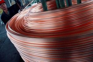 Giá kim loại hôm nay (2/5): Đồng thoát đáy 1 tháng, thép tăng gần 3%