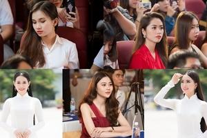 Hoa hậu Việt Nam 2018: Xuất hiện nhiều gương mặt tiềm năng tại các trường đại học phía Nam