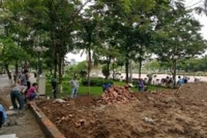 Phố đi bộ Trịnh Công Sơn sắp khai trương