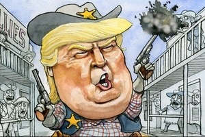 Chứng khoán Mỹ ngày 9/5: Dow Jones tăng 150 điểm nhờ Tổng thống Trump xé bỏ thỏa thuận hạt nhân Iran