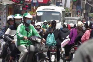 'Nạn tắc đường sẽ thêm trầm trọng nếu ứng dụng gọi xe miễn phí tài xế vào Việt Nam'