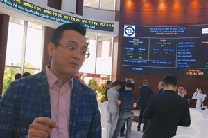 Chủ tịch Nguyễn Ảnh Nhượng Tống và cổ đông lớn Vinacapital bán cổ phiếu Yeah1 trước thềm niêm yết