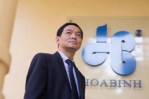 Em trai bán ra, ông Lê Viết Hải mua vào 1,93 triệu cổ phiếu Hòa Bình (HBC)
