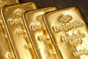 Giá vàng hôm nay (5/7) tiếp đà tăng, chạm đỉnh một tuần