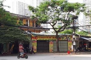 11 dự án bị đề nghị thu hồi ở quận Thanh Xuân: Trách nhiệm của chính quyền ở đâu?
