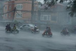 Dự báo thời tiết hôm nay 6/7: Dứt nắng nóng, miền Bắc mưa to nhiều ngày