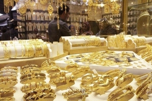 Giá vàng hôm nay (7/7) giảm bất chấp cuộc chiến thương mại Mỹ - Trung leo thang