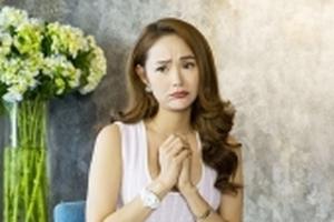 Minh Hằng: 'Đừng khóc khi không thỏa đáng'