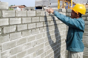 """Gạch không nung nhìn từ những sự cố công trình (Kỳ 2): Khổ vì quy định """"bó cứng"""""""