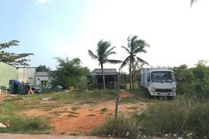 Bình Thuận: Chưa có quyết định thu hồi đất của dân đã đem bán cho doanh nghiệp