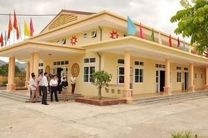Thành phố Hòa Bình: Triển khai hiệu quả chương trình xây dựng Nông thôn mới