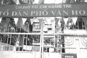 Phường Lý Thái Tổ, Hoàn Kiếm, Hà Nội: Khiếu nại bản án tranh chấp