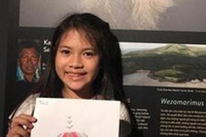 Em bé Hà Nội viết thư đề nghị 40 trường học không thả bóng bay ngày khai giảng