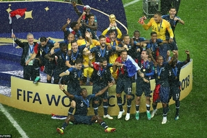 Chung kết World Cup 2018: ĐT Pháp lên ngôi vô địch xứng đáng