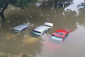 Dự báo thời tiết 11/9: Bắc Bộ mưa lớn, khả năng xảy ra lốc, gió giật mạnh