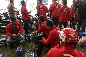 Go-Viet tung khuyến mại 1.000 đồng/6km tại Hà Nội