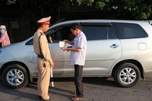 Phòng CSGT - Công an tỉnh Hải Dương: Hoàn thành tốt nhiệm vụ 6 tháng đầu năm 2019