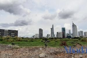 Tái khởi động dự án khu đô thị mới Thủ Thiêm trong tháng 6/2020