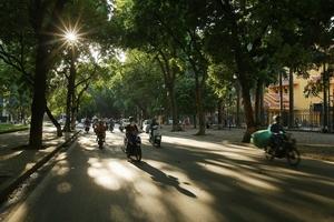 Thời tiết ngày 20/9: Hà Nội ngày nắng, đêm có giông vài nơi