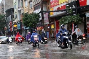 Thời tiết ngày 28/5: Tây Bắc tiếp tục có mưa to, nguy cơ cao xảy ra lũ quét, sạt lở đất