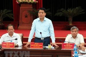"""Thanh tra toàn diện một số """"điểm nóng"""" về đất đai tại Thanh Trì"""