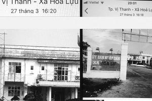 Đấu thầu tại thành phố Vị Thanh (Hậu Giang): Yêu cầu bên mời thầu rút kinh nghiệm