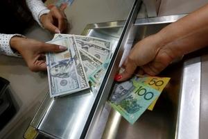 Tỷ giá USD hôm nay (12/9) tăng so với euro và bảng Anh, dollar Australia chạm đáy 2 năm rưỡi