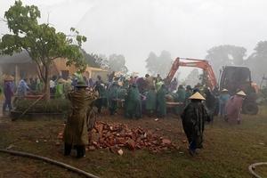 Diễn tập ứng phó Phòng chống lụt bão và Tìm kiếm cứu nạn năm 2019