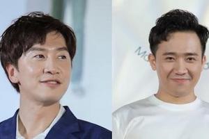 Hàng nghìn khán giả chen lấn để bắt tay Lee Kwang Soo và Trấn Thành