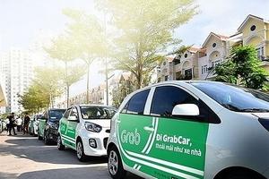 Grab sẽ phải gắn biển 'taxi điện tử'?