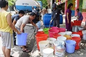 Đà Nẵng: Khẩn trương khắc phục tình trạng thiếu nước sạch