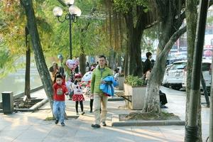 Thời tiết 25/12: Thủ đô Hà Nội ban ngày ấm áp, rét về đêm và sáng sớm