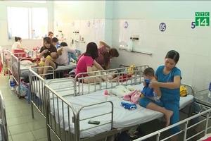 TP HCM: Nhiều người nhập viện do dịch sởi bùng phát bất thường