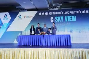 CenLand mở rộng thị trường tại Bình Dương với dự án C – Sky View