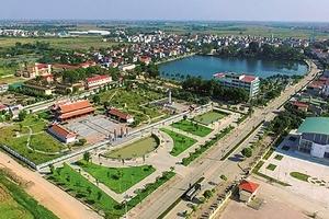 """Huyện Vĩnh Tường, Tỉnh Vĩnh Phúc: """"Quả ngọt"""" sau nhiều năm xây dựng Nông thôn mới"""