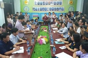 Chưa phát hiện dấu hiệu sai phạm trong công tác tổ chức thi tại Lạng Sơn