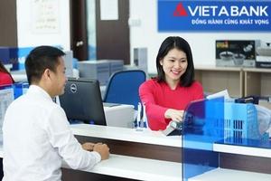 VietABank được phê duyệt tăng vốn điều lệ lên 5.000 tỉ đồng, lợi nhuận vượt kế hoạch đề ra