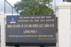 Hai dự án nhiệt điện của PVN chậm tiến độ hàng trăm ngày