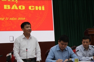 Thị xã Sơn Tây báo cáo kết quả thực hiện chương trình số 04 CTr/TU của Thành ủy Hà Nội