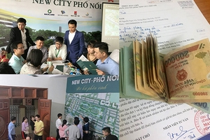 Chi 2 tỷ mua lô đất dự án New City Phố Nối, khách hàng chịu phí dịch vụ gần 600 triệu