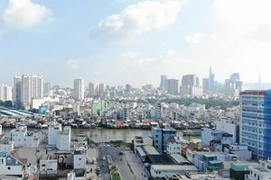 Xây thêm cầu nối quận 7 và quận 4, giải bài toán kẹt xe khu Nam Sài Gòn