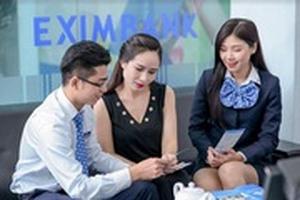 Lãi suất ngân hàng Eximbank mới nhất tháng 11/2019