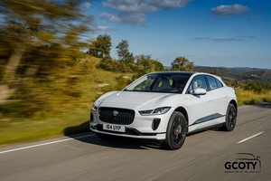 Jaguar I-PACE là mẫu xe xuất sắc nhất nước Đức của năm