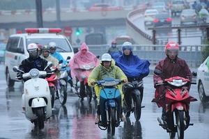 Thời tiết 22/11: Ảnh hưởng của không khí lạnh, Hà Nội có mưa rào vài nơi, trời rét