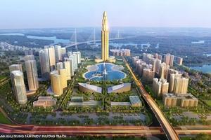 Đất quanh siêu dự án thành phố thông minh: Cò có dịp thổi giá, cẩn trọng sập bẫy