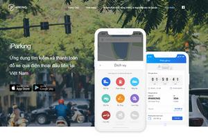 Bãi đỗ xe thông minh ở Hà Nội: Đơn vị cung cấp phần mềm iParking là ai?