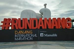 Manulife Danang International Marathon: Chạy vì tình yêu Đà Nẵng