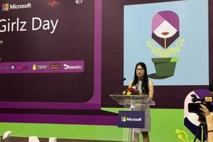 Chiến dịch Digigirlz Day của Microsoft giúp đỡ nữ sinh không bị bỏ lại phía sau khi theo đuổi ngành CNTT